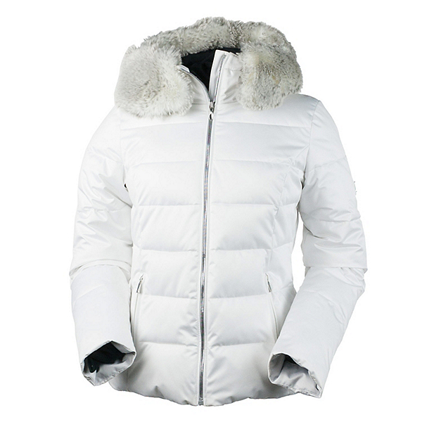 Obermeyer Bombshell with Faux Fur Womens Insulated Ski Jacket, , 600