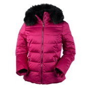 Obermeyer Bombshell Womens Insulated Ski Jacket, Cerise, medium