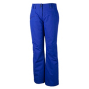 Obermeyer Malta Womens Ski Pants, Regal Blue, medium