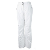 Obermeyer Monterossa Womens Ski Pants, White, medium