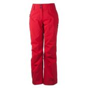 Obermeyer Monterossa Womens Ski Pants, Garnet, medium