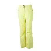 Obermeyer Monterossa Womens Ski Pants, Daffodil, medium