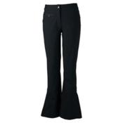 Obermeyer Bond II Long Womens Ski Pants, Black, medium