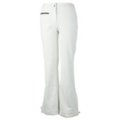Obermeyer Bond II Long Womens Ski Pants, White, medium