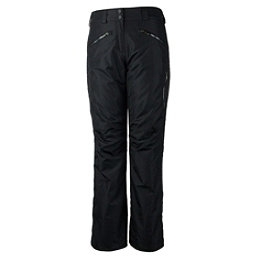 Obermeyer Essex Womens Ski Pants, Black, 256