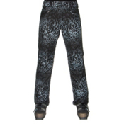 Obermeyer Essex Womens Ski Pants, Leopard Print, medium