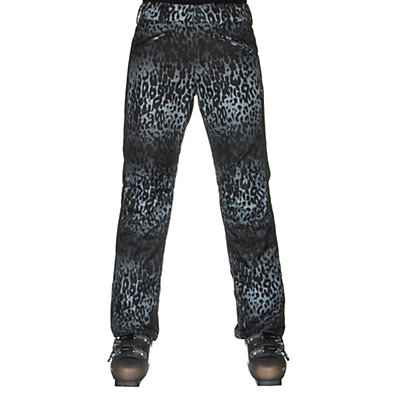 Obermeyer Essex Womens Ski Pants, Charcoal, viewer