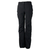 Obermeyer Warrior Womens Ski Pants, Black, medium