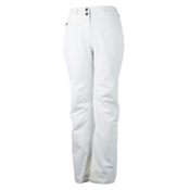 Obermeyer Warrior Womens Ski Pants, White, medium