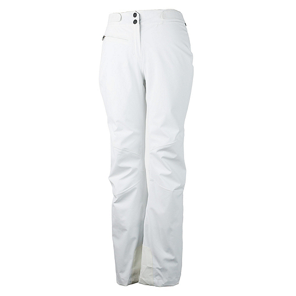 Obermeyer Warrior Womens Ski Pants, White, 600