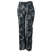 Obermeyer Warrior Womens Ski Pants, Snow Camo, medium