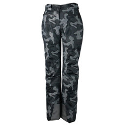 Obermeyer Warrior Womens Ski Pants, Snow Camo, 256