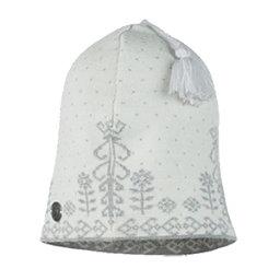 Obermeyer Elise Knit Womens Hat, White, 256