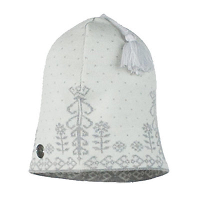 Obermeyer Elise Knit Womens Hat, Black, viewer
