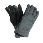 Obermeyer Alpine Womens Gloves, Charcoal, medium