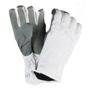 Obermeyer Alpine Womens Gloves, White, medium