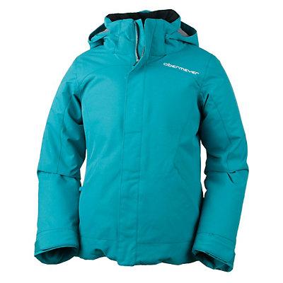 Obermeyer Sara Girls Ski Jacket, Daffodil, viewer
