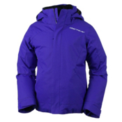 Obermeyer Sara Girls Ski Jacket, Purple Reign, medium