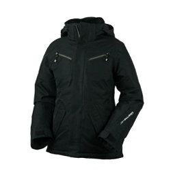 Obermeyer Berkley Teen Girls Ski Jacket, Black, 256