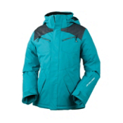 Obermeyer Berkley Girls Ski Jacket, Mediterranean, medium