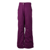 Obermeyer Elsie Teen Girls Ski Pants, Currant, medium