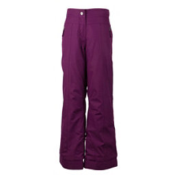 Obermeyer Elsie Teen Girls Ski Pants, Currant, 256