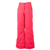 Obermeyer Elsie Girls Ski Pants, Day Glow Pink, medium