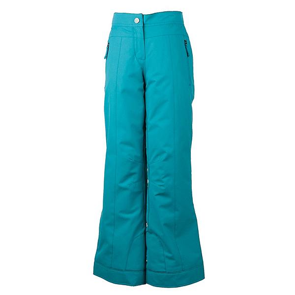 Obermeyer Elsie Teen Girls Ski Pants, Mediterranean, 600