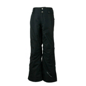 Obermeyer Lea Girls Ski Pants, Black, medium