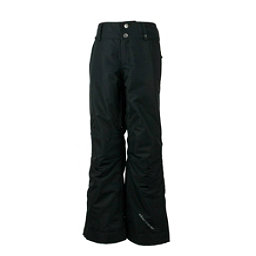Obermeyer Lea Teen Girls Ski Pants, Black, 256