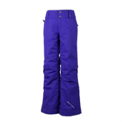 Obermeyer Lea Girls Ski Pants, Purple Reign, medium