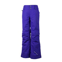 Obermeyer Lea Teen Girls Ski Pants, Purple Reign, 256