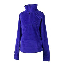 Obermeyer Furry Fleece Top Teen Girls Midlayer, Purple Reign, 256