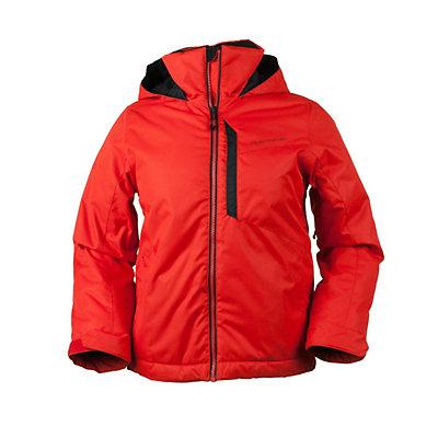 Obermeyer Ridge Boys Ski Jacket, Sonic Blue, viewer