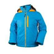 Obermeyer Ridge Boys Ski Jacket, Bluebird, medium