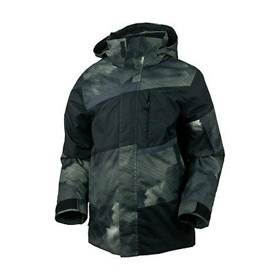 Obermeyer Rebel Teen Boys Ski Jacket, Lava, viewer