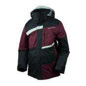 Obermeyer Rebel Teen Boys Ski Jacket, Mojave Red, medium