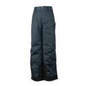 Obermeyer Pro Teen Boys Ski Pant, Ebony, medium