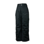 Obermeyer Boys Pro Kids Ski Pants, Black, medium