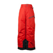 Obermeyer Boys Pro Kids Ski Pants, Lava, medium