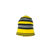 Obermeyer Traverse Knit Toddlers Hat, Cyber Yellow, medium
