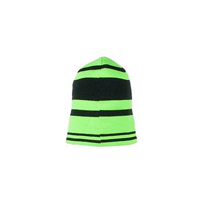 Obermeyer Traverse Knit Hat Kids Hat, Heather Grey, viewer