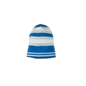 Obermeyer Traverse Knit Hat Kids Hat, Sonic Blue, medium