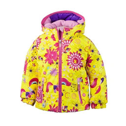 Obermeyer Arielle Toddler Girls Ski Jacket, Folklore Print, 256