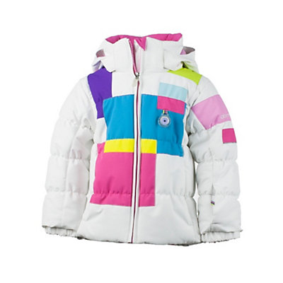 Obermeyer Kitt Toddler Girls Ski Jacket, Rouge, viewer