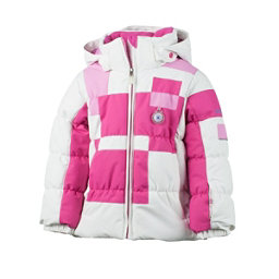 Obermeyer Kitt Toddler Girls Ski Jacket, Wild Pink, 256