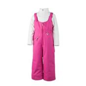 Obermeyer Snoverall Toddler Girls Ski Pants, Wild Pink, medium