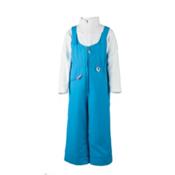 Obermeyer Snoverall Toddler Girls Ski Pants, Bluebird, medium