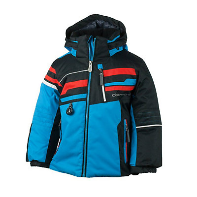 Obermeyer Stryker Toddler Boys Ski Jacket, Lava, viewer