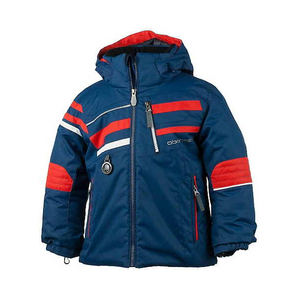 Obermeyer Stryker Toddler Boys Ski Jacket, Eclipse, 600